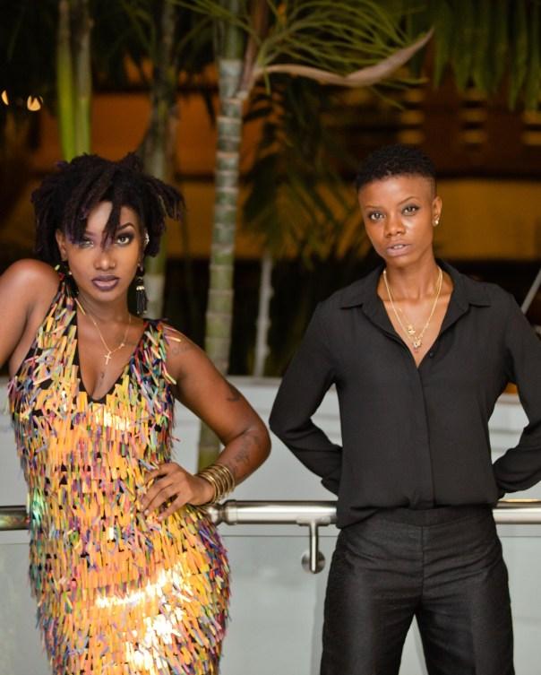 Ebony Reigns With Franky Kuri
