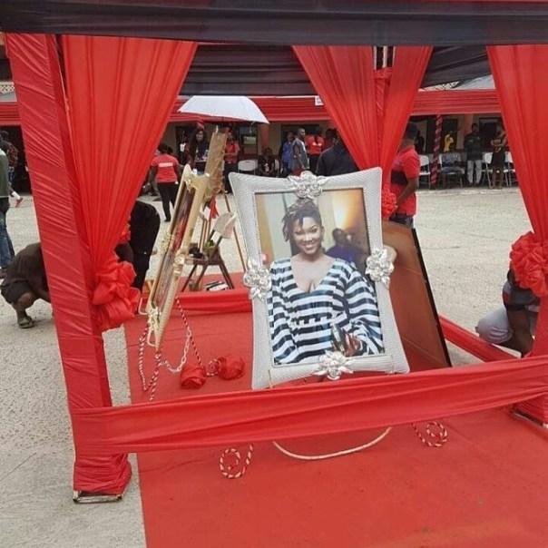 Ebony Reigns One Week Memorial Service (4)
