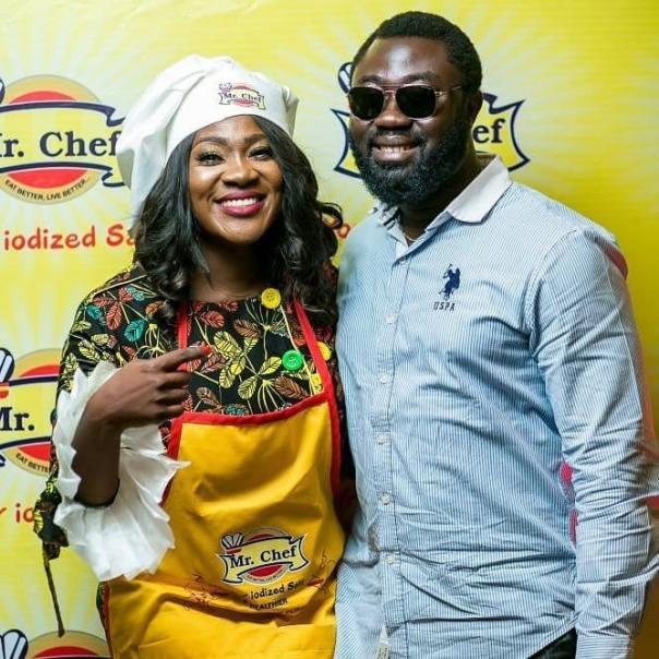 Mercy Johnson Becomes Brand Ambassador For Mr Chef Iodised Salt (3)