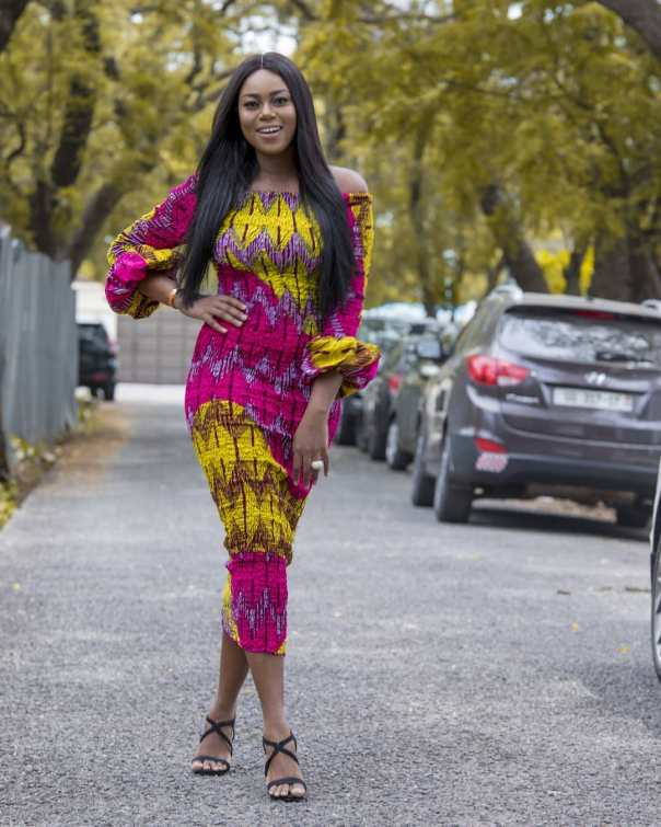Yvonne Nelson Slays In African Print (4)
