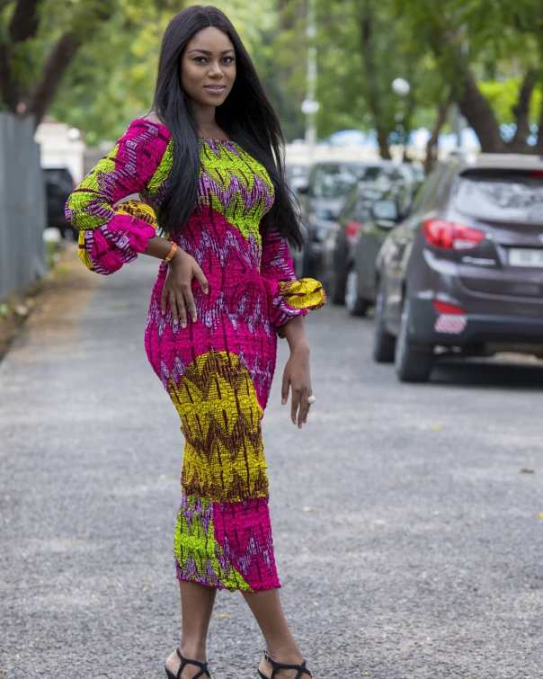 Yvonne Nelson Slays In African Print (5)