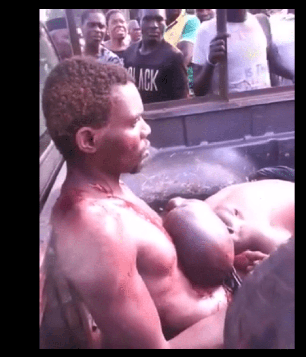 Man Kills Father And Stabs His Mother In Anambra (2)