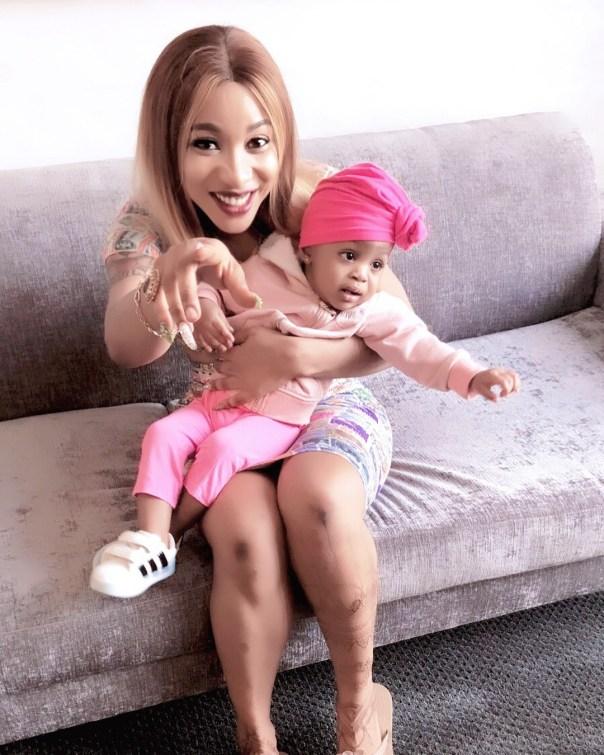 Tonto Dikeh And Mimi Orjiekwe Hang Out On Mother's Day (8)