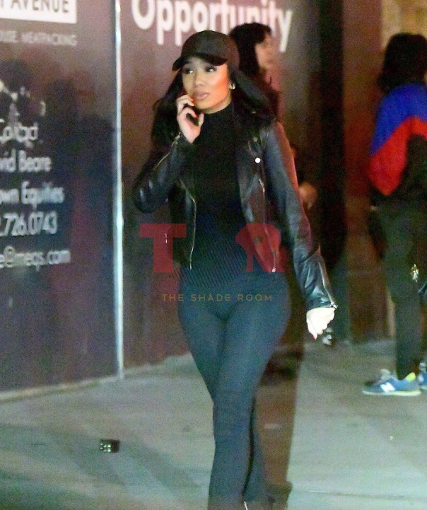 Tristan Thompson Caught On Video Kissing Mystery Woman In The Club (6)