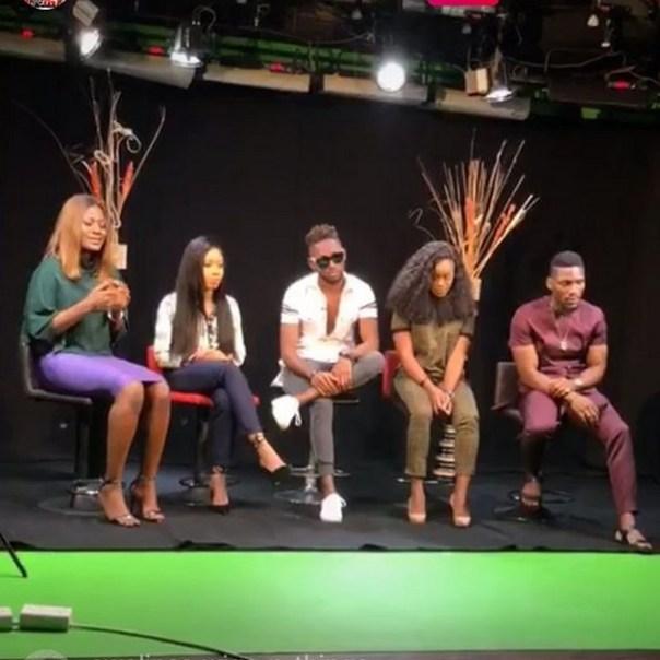 Cee-C With Big Brother Naija Ex-Housemates (3)