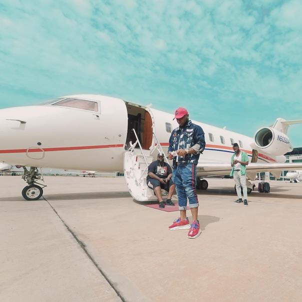 Davido And Chioma Reunite After Atlanta Trip (3)