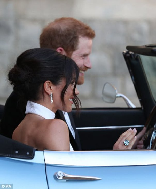 Emerald-cut Ring Meghan Markle Rocked (3)