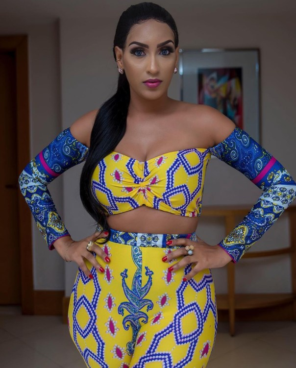 Juliet Ibrahim Slays In Two-piece Outfit From Koko By Khloe (4)
