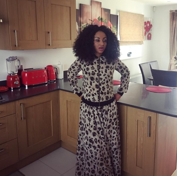 Gifty Gyan Says Her Favourite Place In The House Is The Kitchen (2)