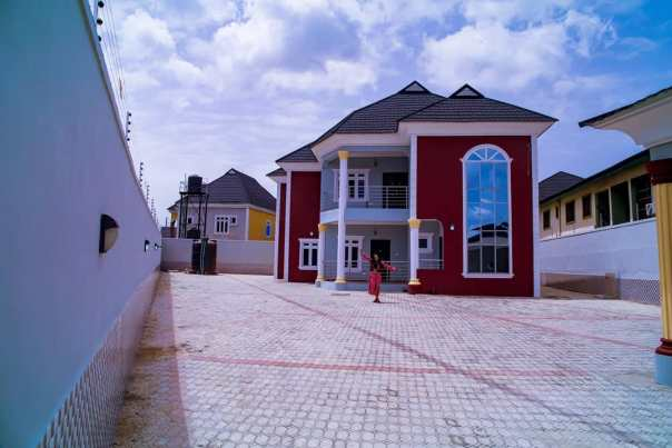 Mercy Aigbe Buys Beautiful Home For Herself And Kids (2)