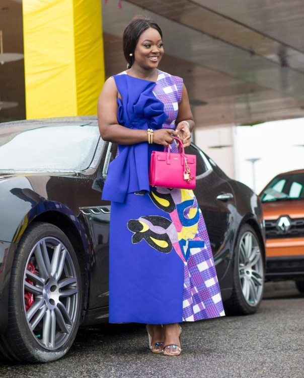 Jackie Appiah Honoured At The Legendary Awards (3)