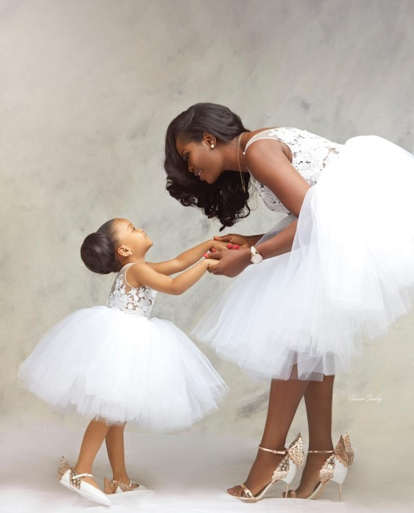Flavour And Anna Banner Celebrate Their Daughter As She Clocks 3 (5)