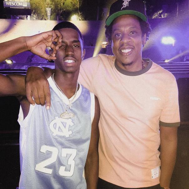 Christian Combs With Jay-Z (2)