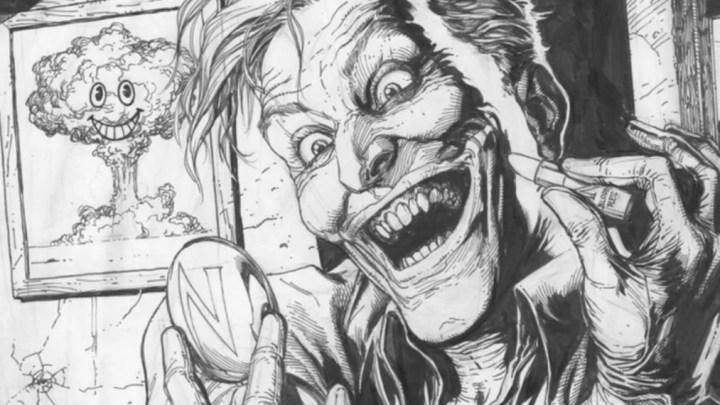 『ドゥームズデイ・クロック』#4,5のカバーアートが公開!