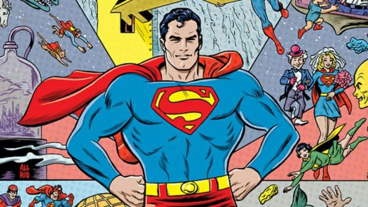 スーパーマンの80年を振り替える『アクション・コミックス』#1000のヴァリアントカバーが公開!