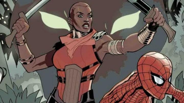 ドーラ・ミラージュとスパイダーマンのチームアップ『ワカンダ・フォーエバー:ザ・アメイジング・スパイダーマン』を発表!
