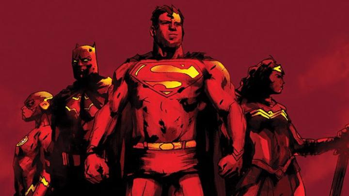 DCコミックスが新たな『ジャスティス・リーグ』のロゴを公開!