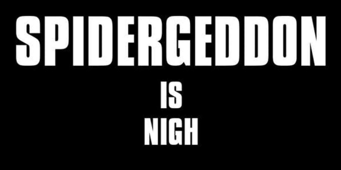 マーベルは『スバイダーゲドン』が2018年にやってくることを発表!