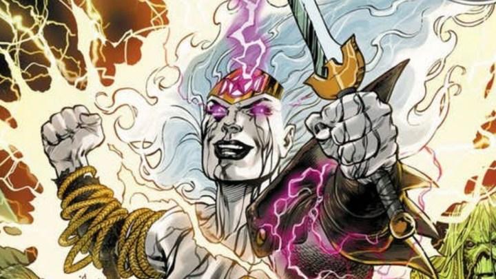 DCは『ワンダーウーマン』と『ジャスティス・リーグ・ダーク』のクロスオーバーを発表!