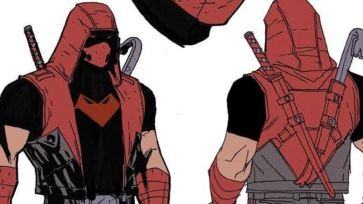 DCが『レッドフード』の新たなコスチュームを発表!