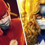 CWはマスクを着用した『アローバース』シリーズのポスターを公開