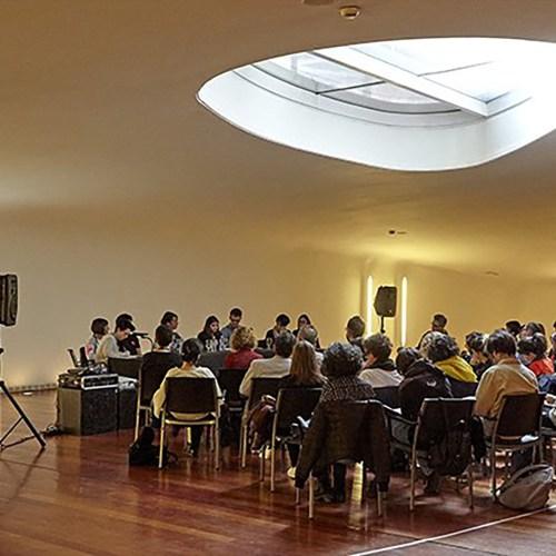 Jornada Transforma : Desafíos y posibilidades de las residencias de artistas