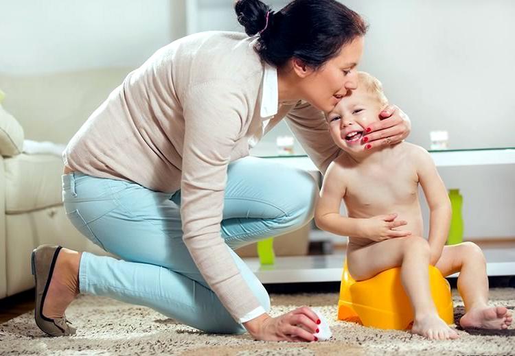 Как приучить ребенка к горшку — советы многодетной мамы, правила Комаровского