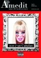 """Cover Amedit Magazine n° 5, Dicembre 2010. """"non è un Cattelan"""" by Iano"""