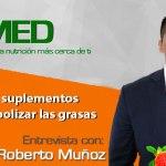 Podcast 07 – 6 datos que debes saber sobre los suplementos con Lic. Roberto Muñoz