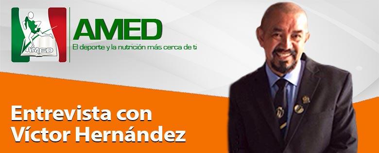 Episodio 033- Entrevista con Víctor Hernández