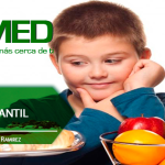 Podcast 207 AMED- Obesidad Infantil Con Jorge Daniel Ramirez
