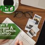 Podcast 324 AMED – Qué Es El Copy Y Cómo Te Ayudará A Mejorar A Tu Emprendimiento Deportivo