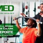 Podcast 88 – Conoce como te afecta la reforma a la Ley General de Cultura Física y Deporte