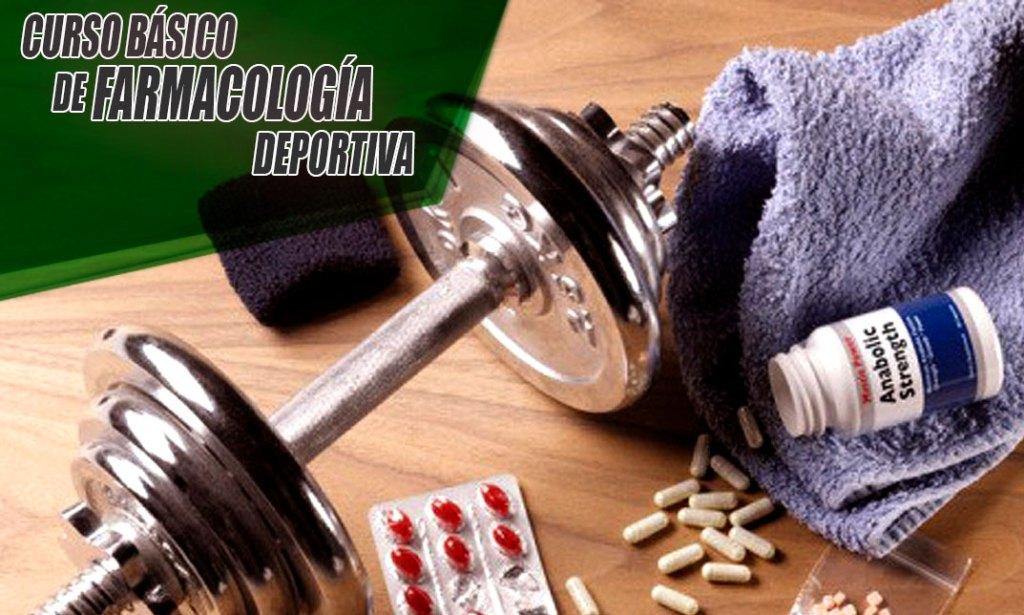 Curso Básico de Farmacología Deportiva