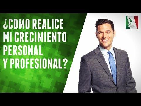 ¿Cómo realice mi crecimiento personal y profesional?