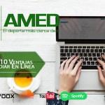 Podcast 362 AMED – Conoce 10 Ventajas De Estudiar En Línea Ing. Agustín Alarcón