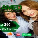 Podcast 396 AMED – Entrevista Onlika