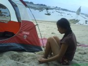 'hotel' tepi pantai