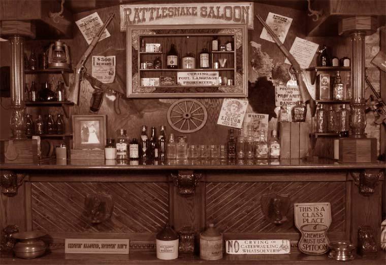 saloon  WoRlds BuLIdings