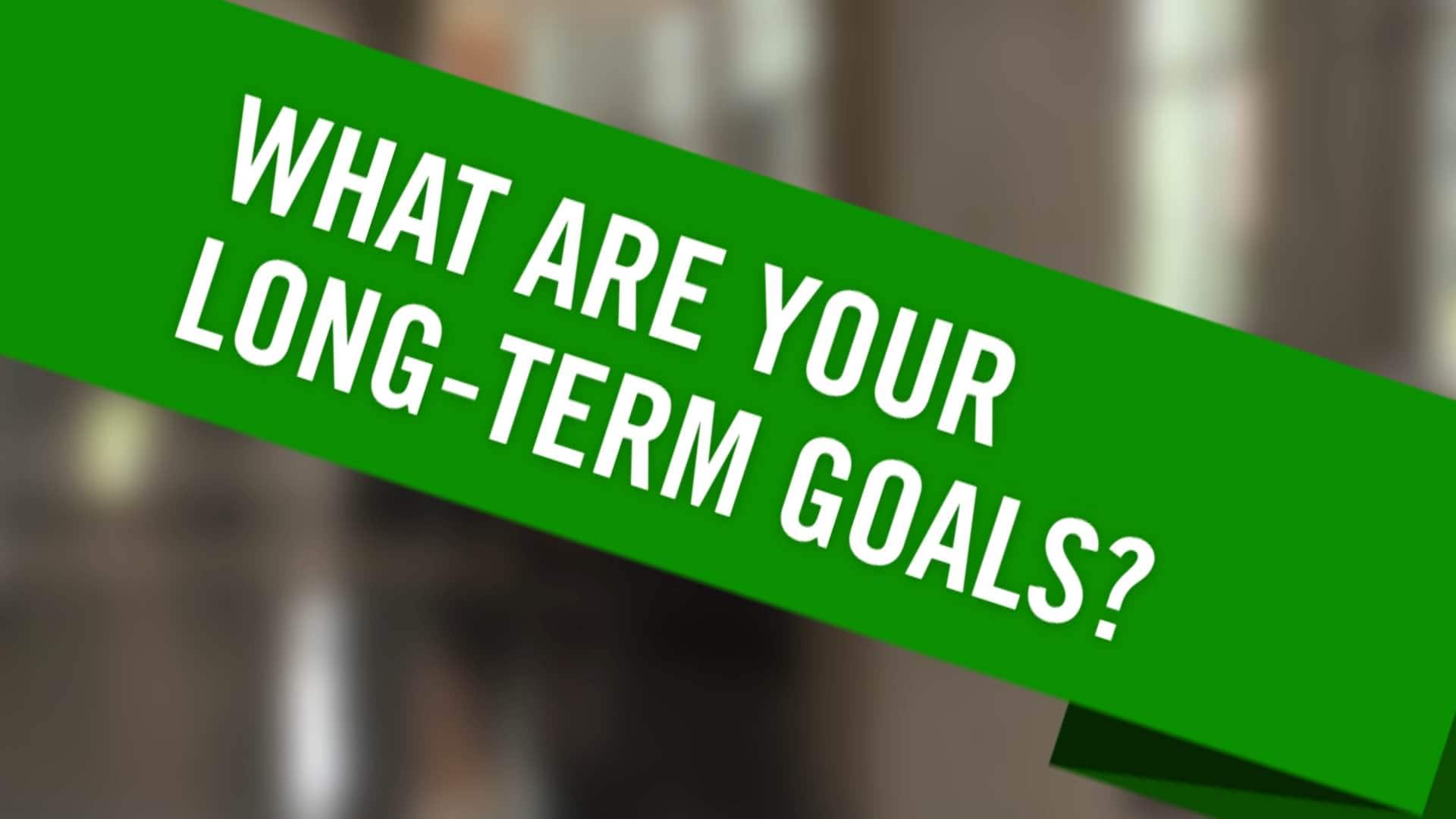 Owning Your Mba Career Goals In 5 Easy Steps