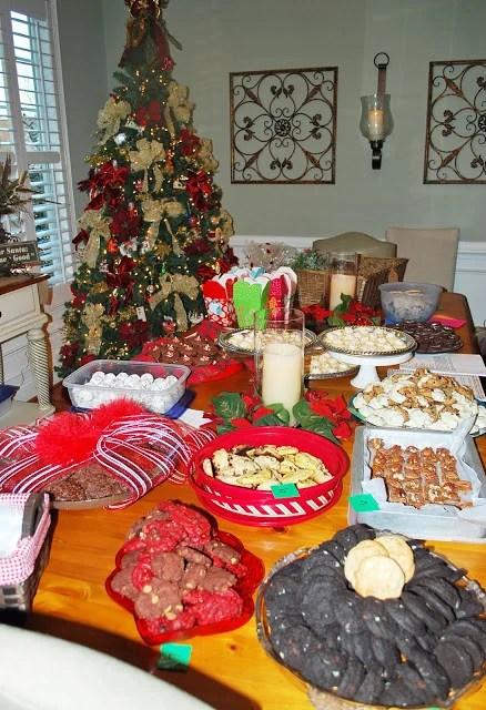 cookie exchange spread