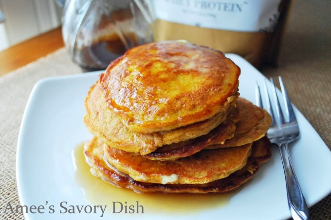 Protein pancakes are a great way to provide a healthy breakfast to your family. These healthy pancake recipes add a boost of protein to fuel your body.