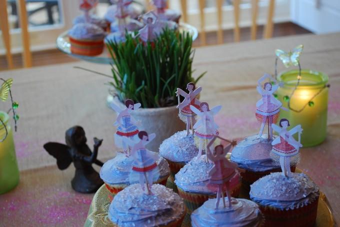 Fairy princess party