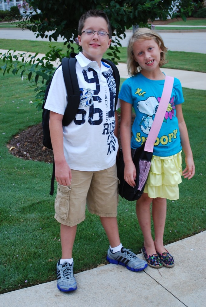 A and L second and fifth grade