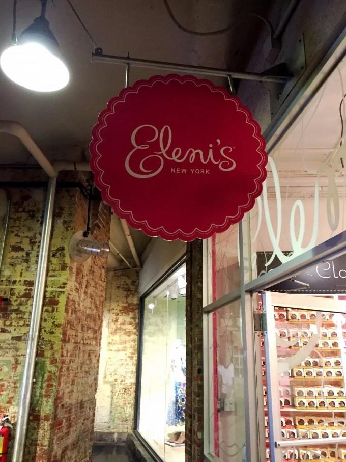 Eleni's New York