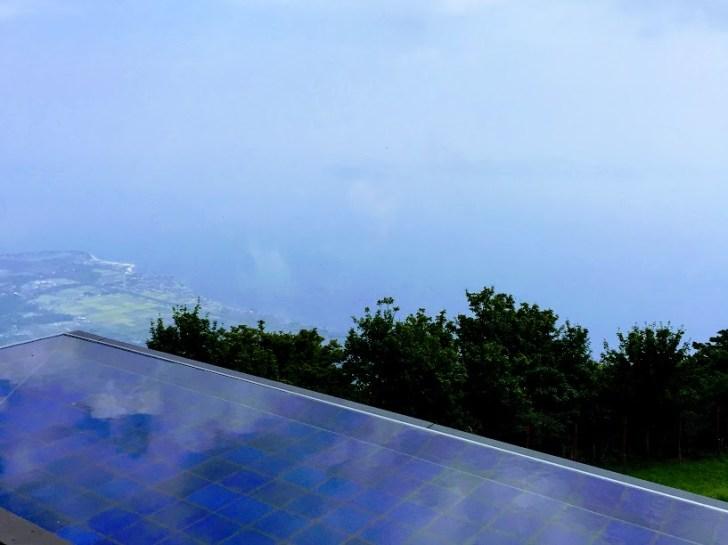 びわ湖テラスからの景色