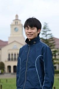 横山大希選手