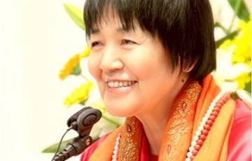 相川圭子さん