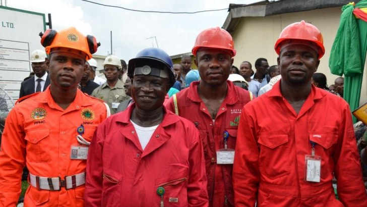 Nigeria Oil Workers Begin Strike