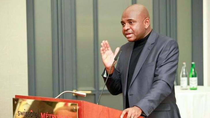 Prof Kingsley Moghalu, Fmr CBN Deputy Governor, sets to prove his professorship at Swiss Business Leaders